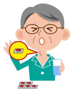 舌の筋トレ、唾液を増やす食べ物、ガムは噛む力のトレーニング